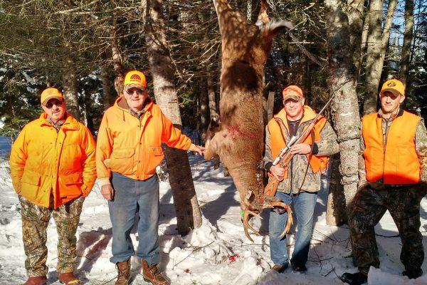 Schools Outpost Deer